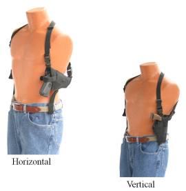 Protech Outdoors Gun Holsters - Suspender Shoulder Holster